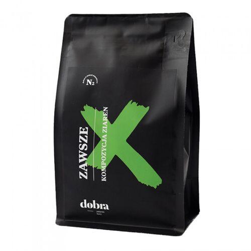"""Dobra palarnia kawy Kawa ziarnista Dobra palarnia kawy """"Zawsze"""", 250 g"""