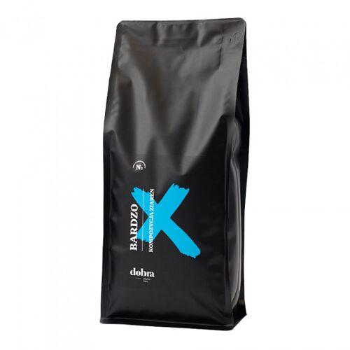 "Dobra palarnia kawy Kawa ziarnista Dobra palarnia kawy ""Bardzo"", 1 kg"