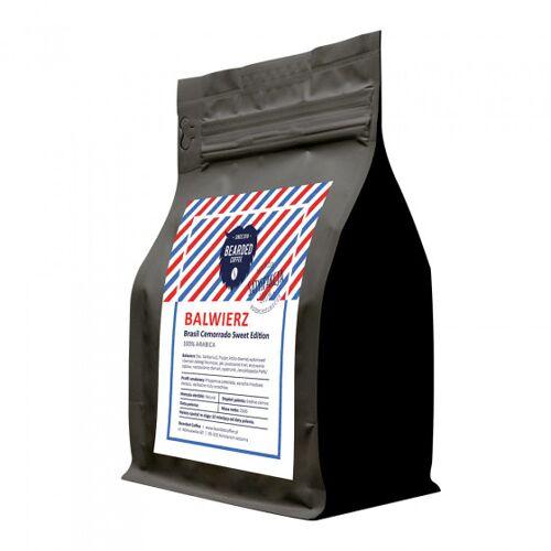 """Bearded Coffee Kawa ziarnista Bearded Coffee """"Balwierz"""", 1 kg"""