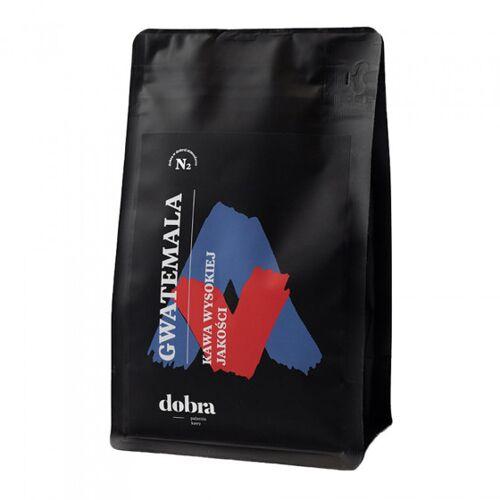 """Dobra palarnia kawy Kawa ziarnista Dobra palarnia kawy """"Gwatemala """" ciemno palona, 250 g"""