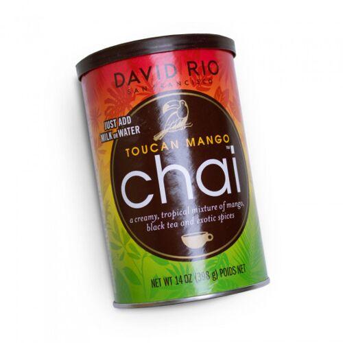 """Rio Herbata czarna z aromatem owocowym David Rio """"Toucan Mango"""", 398 g"""