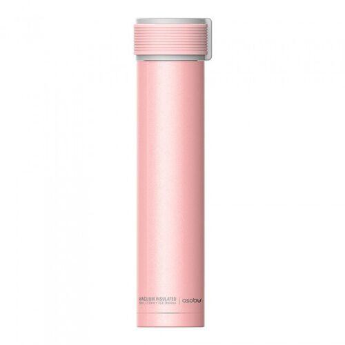 "Asobu Butelka termiczna Asobu ""Skinny Mini Pink"", 230 ml"