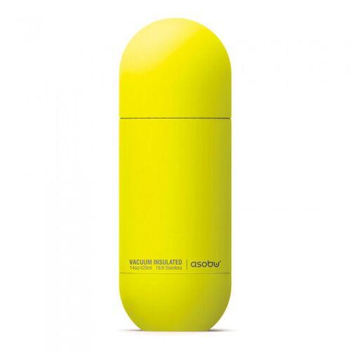 "Asobu Butelka termiczna Asobu ""Orb Yellow"", 420 ml"