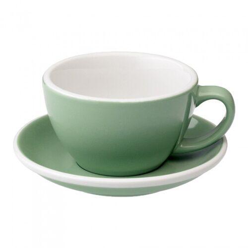 """Loveramics Filiżanka ze spodkiem Café Latte Loveramics """"Egg Mint"""", 300 ml"""