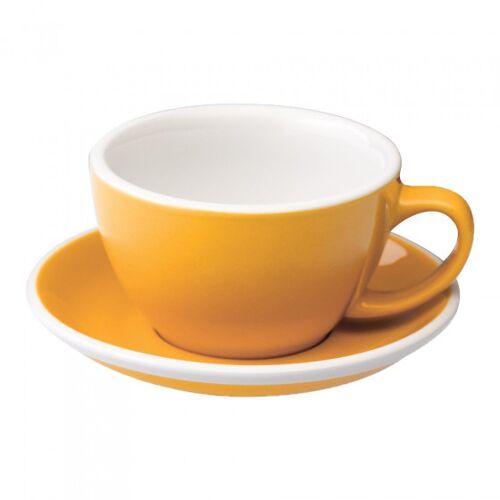 "Loveramics Filiżanka ze spodkiem Café Latte Loveramics ""Egg Yellow"", 300 ml"