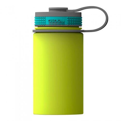 """Asobu Butelka termiczna Asobu """"Mini Hiker Lime"""", 355 ml"""