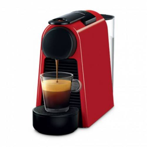 """Nespresso Ekspres do kawy Nespresso """"Essenza Mini Triangle Red"""""""