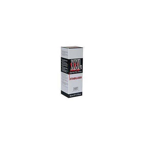 Hot XXL Spray Opóźniający Stabilizer 50 ml   100% DYSKRECJI   BEZPIECZNE ZAKUPY