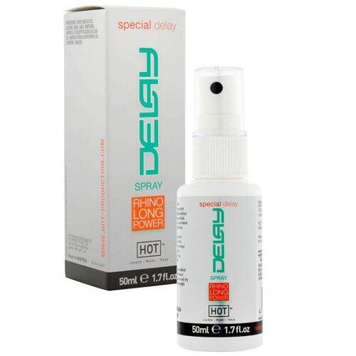 Hot Spray Opóźniający Wytysk 50 ml   100% DYSKRECJI   BEZPIECZNE ZAKUPY