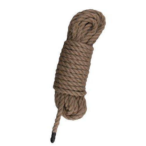 Easytoys Fetish Collection Lina Konopna Hemp Bondage Rope 10m   100% DYSKRECJI   BEZPIECZNE ZAKUPY