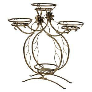 Kapelańczyk Kwietnik zdobiony Pingwin 4-ka - Kapelańczyk