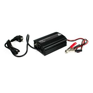 Ładowarka sieciowa 12 V do akumulatorów BC-10 10A (230V/12V) 3 stopni