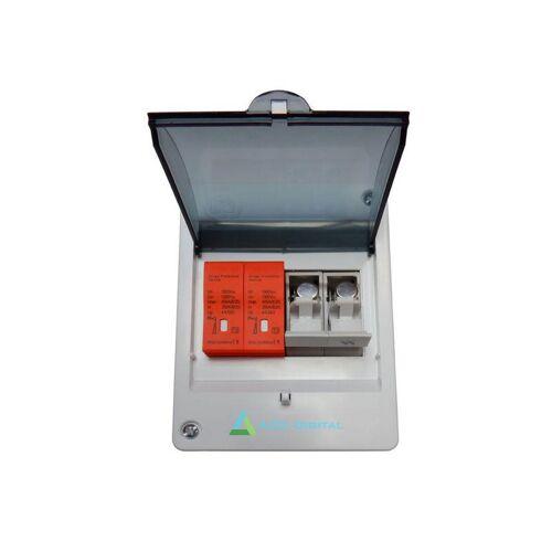 AZO DIGITAL Zabezpieczenie DC/DC instalacji PV PVP-10 700V/16A