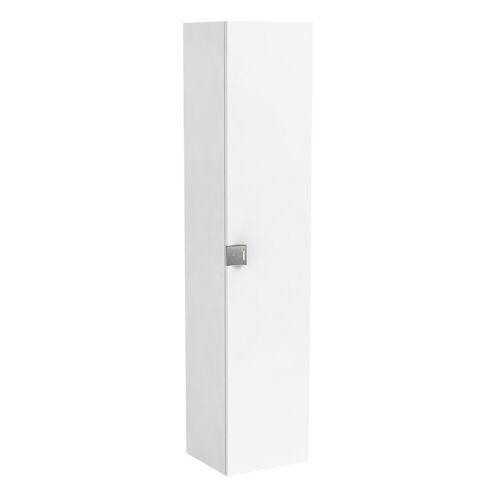 Oristo Bold szafka boczna wysoka 35x160x32 biały połysk OR46-SB1D-35-1