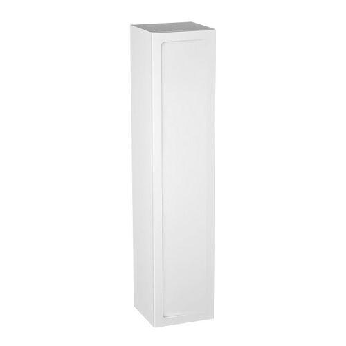 Oristo Beryl szafka boczna wysoka 34x160x35cm biały mat OR44-SB1D-35-2-SW