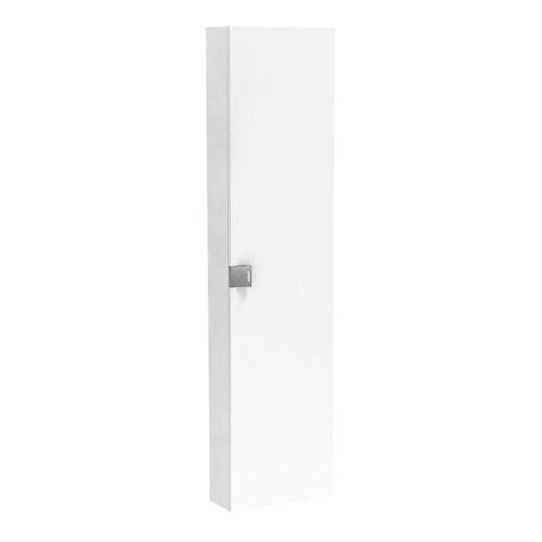Oristo Bold szafka boczna wysoka 40x160x17 biały połysk OR46-SB1D-40-1