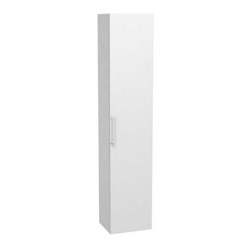 Oristo Base szafka boczna 35x170x30cm biały połysk OR48-SB1D-35-1