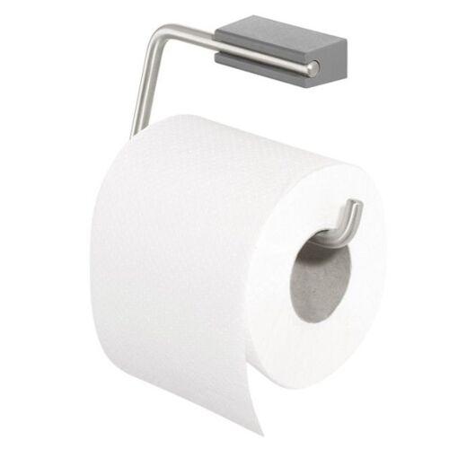 Tiger Cliqit uchwyt na papier toaletowy stal szczotkowana 2865.3.10.46