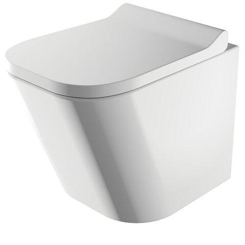 Omnires Fontana miska WC wisząca + deska wolnoopadająca FONTANAMWBP
