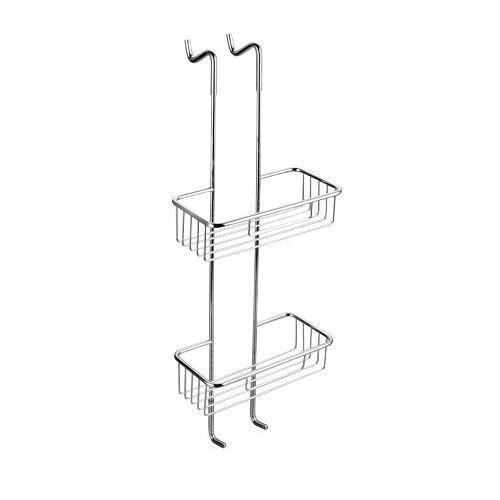 Omnires Uni Koszyk prysznicowy mocowany na ścianie kabiny prysznicowej chrom UN3530CR