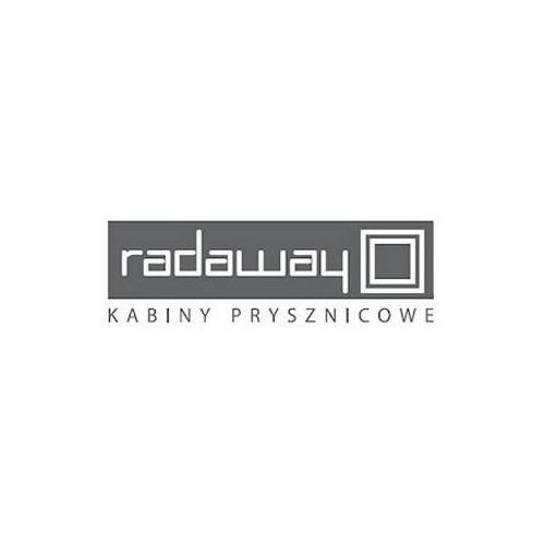 Radaway Zakończenie lewe białe 003-019000104 __DARMOWA DOSTAWA__