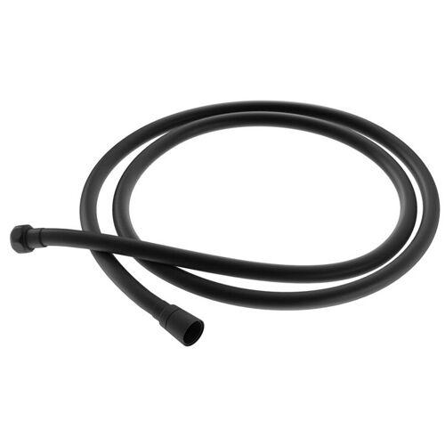 Kohlman wąż prysznicowy 150cm czarny mat wazEB