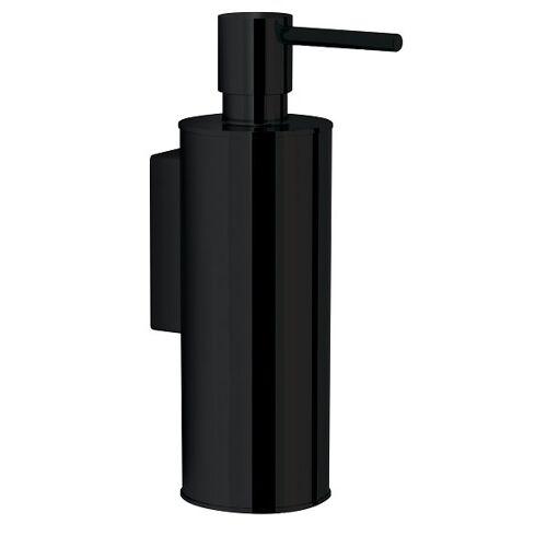 Omnires Uni Dozownik mydła w płynie czarny UN10720/OBL