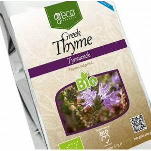 GReco Tymianek (thymus vulgaris) 35g BIO