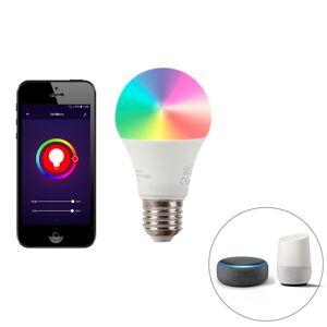 LUEDD Inteligentna ściemnialna lampa LED E27 A60 9W 700 lm 2200-4000 K.