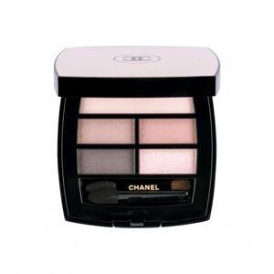 Chanel Les Beiges Healthy Glow Natural cienie do powiek 4,5 g dla kobiet Medium