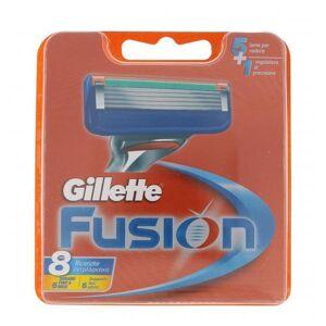 Gillette Fusion wkład do maszynki 8 szt dla mężczyzn