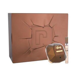 Paco Rabanne Lady Million Prive zestaw Edp 80 ml + Edp 10 ml dla kobiet