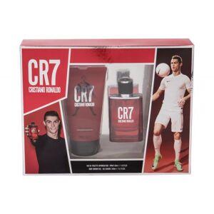 Cristiano Ronaldo CR7 zestaw Edt 30 ml + Żel pod prysznic 150 ml dla mężczyzn