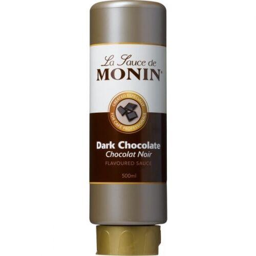 Monin Sos Czekolada Gorzka 0,5 ml