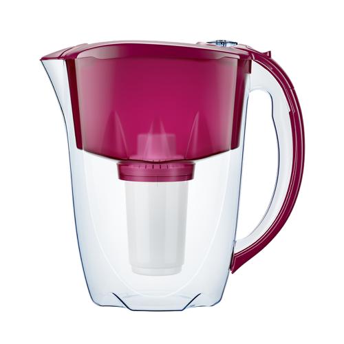Aquaphor Prestige dzbanek z filtrem 2,8 l wiśniowy