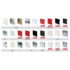 Awenta kratka ramka wentylacyjna ozdobna kolory kratka wentylacyjna z możliwościa wyboru własnego panela