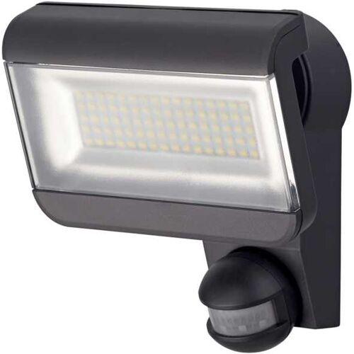 Brennenstuhl Naświetlacz LED  z czujką ruchu na elewacje antracyt