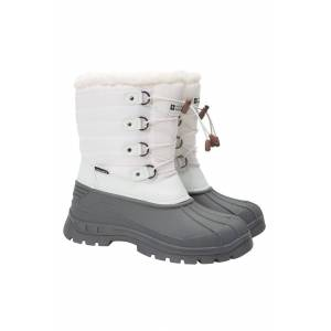Mountain Warehouse Whistler- śniegowce damskie - White 40