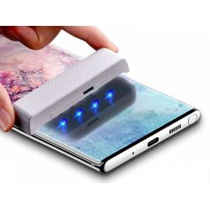 Szkło Mocolo 3D UV Liquid do Samsung Galaxy S20 Ultra Clear + Szkło na obiektyw