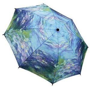 Galleria Lilie wodne Claude Monet parasolka składana Galleria