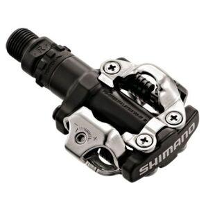 Shimano Pedały rowerowe SPD PD-M520 Srebrny