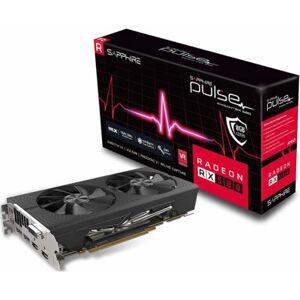 Sapphire Karta graficzna Pulse Radeon RX 580 8GB (11265-05-20G)