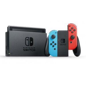 Nintendo Konsola Switch + Kontroler Switch Czerwono-niebieski + Labo Variety Kit