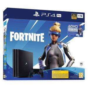 Sony Konsola PlayStation 4 PRO 1TB + pakiet dodatków Fortnite Neo Versa