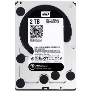 Western Digital Dysk WD Black 2TB HDD