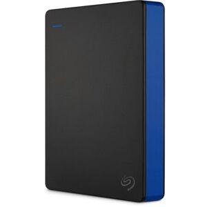 Seagate Dysk Game Drive Playstation 4 4TB HDD Czarno-niebieski