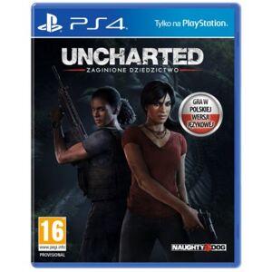 Gry Uncharted: Zaginione Dziedzictwo Gra PS4