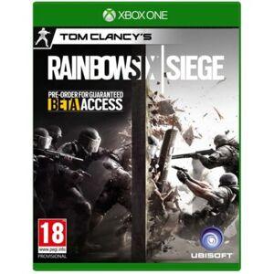UBISOFT Rainbow Six Siege Gra XBOX ONE