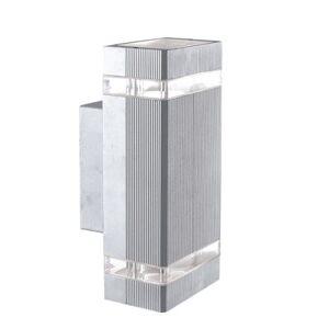 Kaja Taya kinkiet elewacyjny ścienny srebrny K-8016B-G