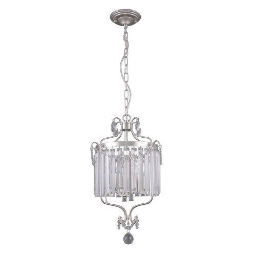 Italux Rinaldo lampa wisząca 3-punktowa satynowa PND-33057-3-CH.S